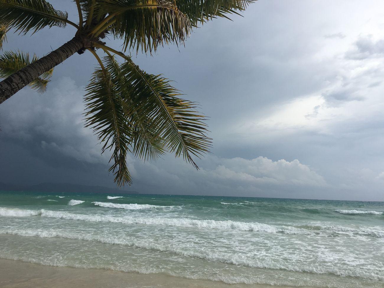 暴雨来临的前夕 Sky