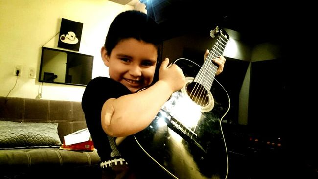 Guitar Lessons Learning Mi Habib