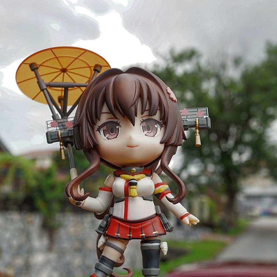 At my garden.. Yamato Nendoworld Nendoroid Nendoroids Nendo Nendophotography Xperia_knight Toymalaysia Toyphotographers Toyphotography Toyphotographer Toyinstagram Nendography Nendogram Toysnapshot Toycommunity Toycommunities