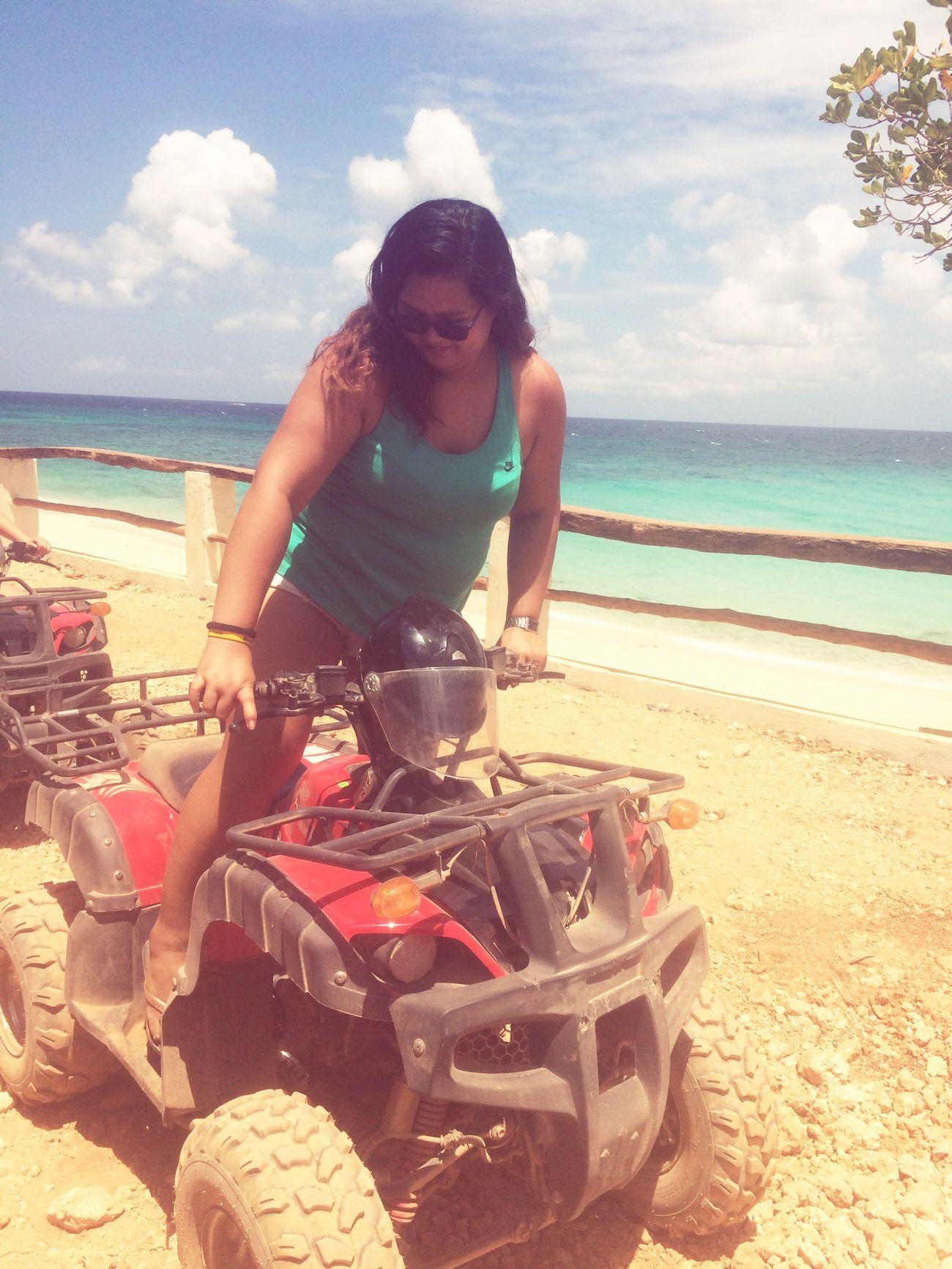 MeinAutomoment Enjoying Life Feel Feel The Journey Atv Beach Boracay Summer