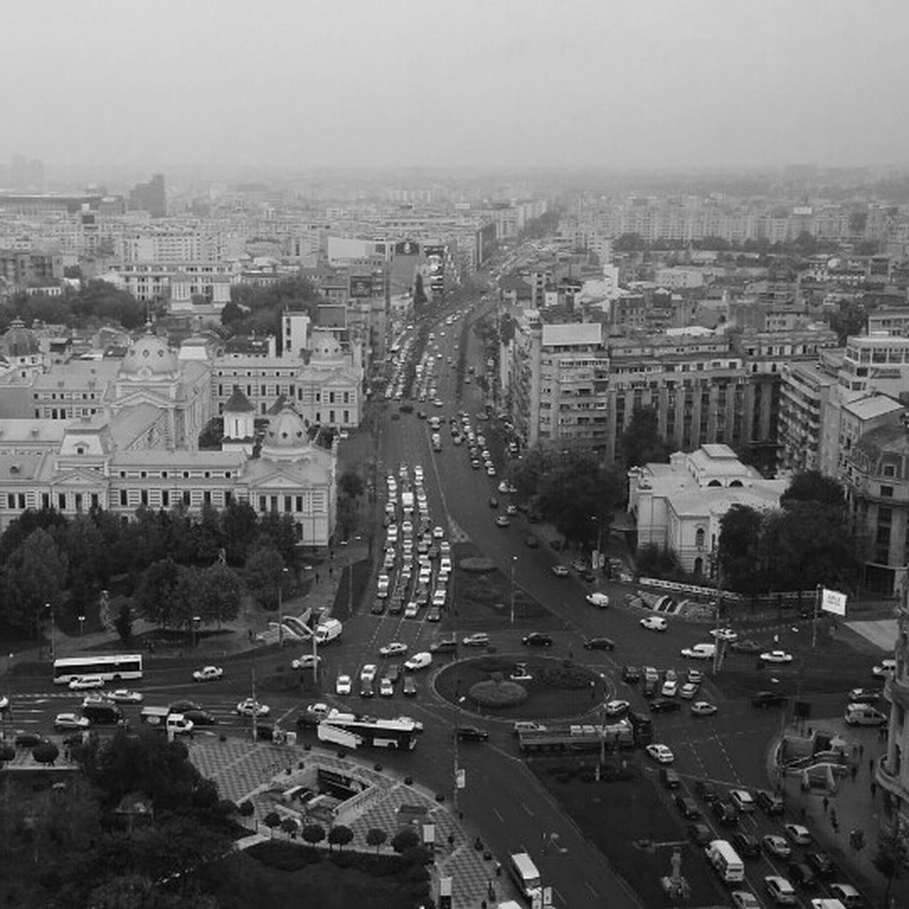 Bucharest.