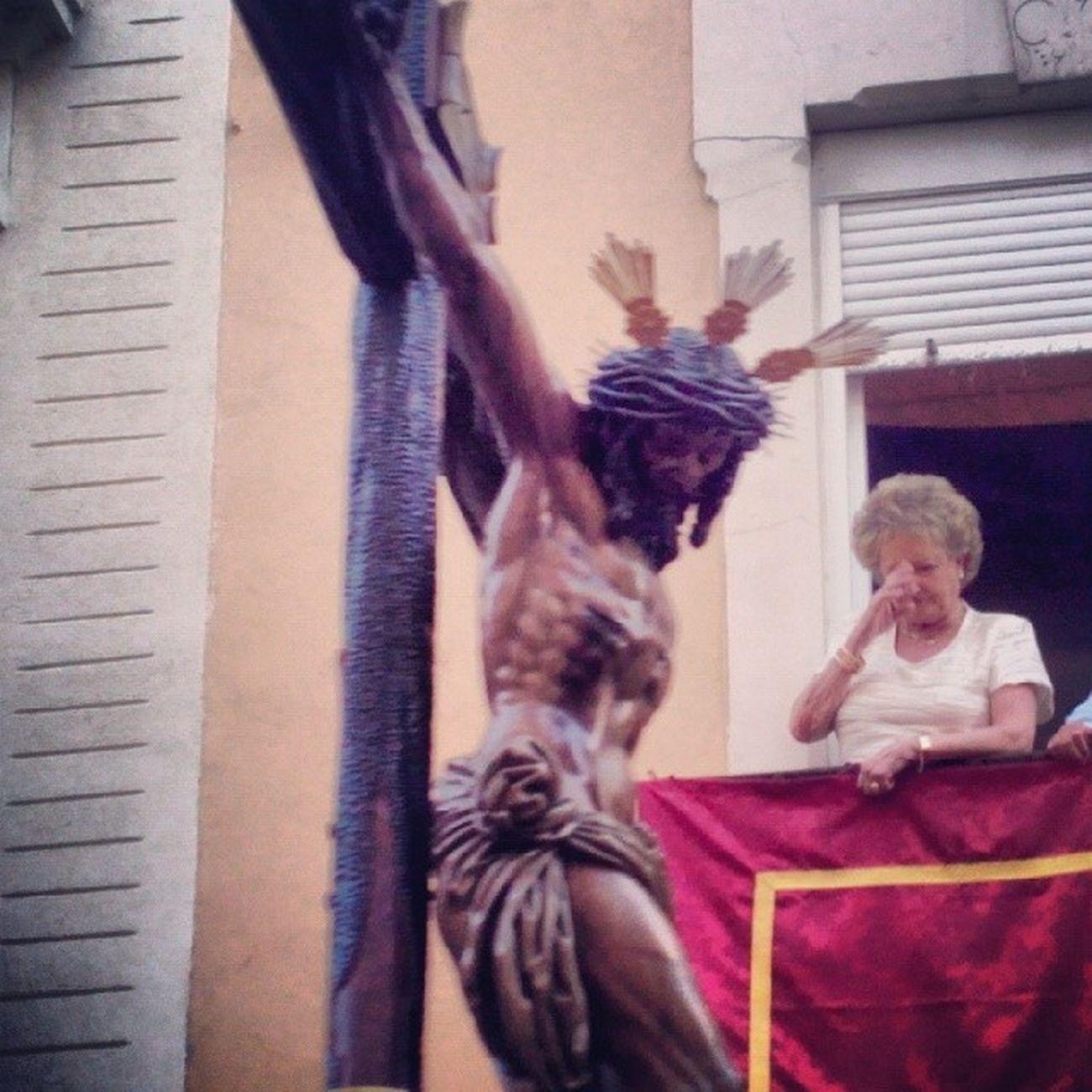 Devoción al Cristo de la Sangre SanBenito Ssanta14 Sevsanta14 Semanasantasevilla