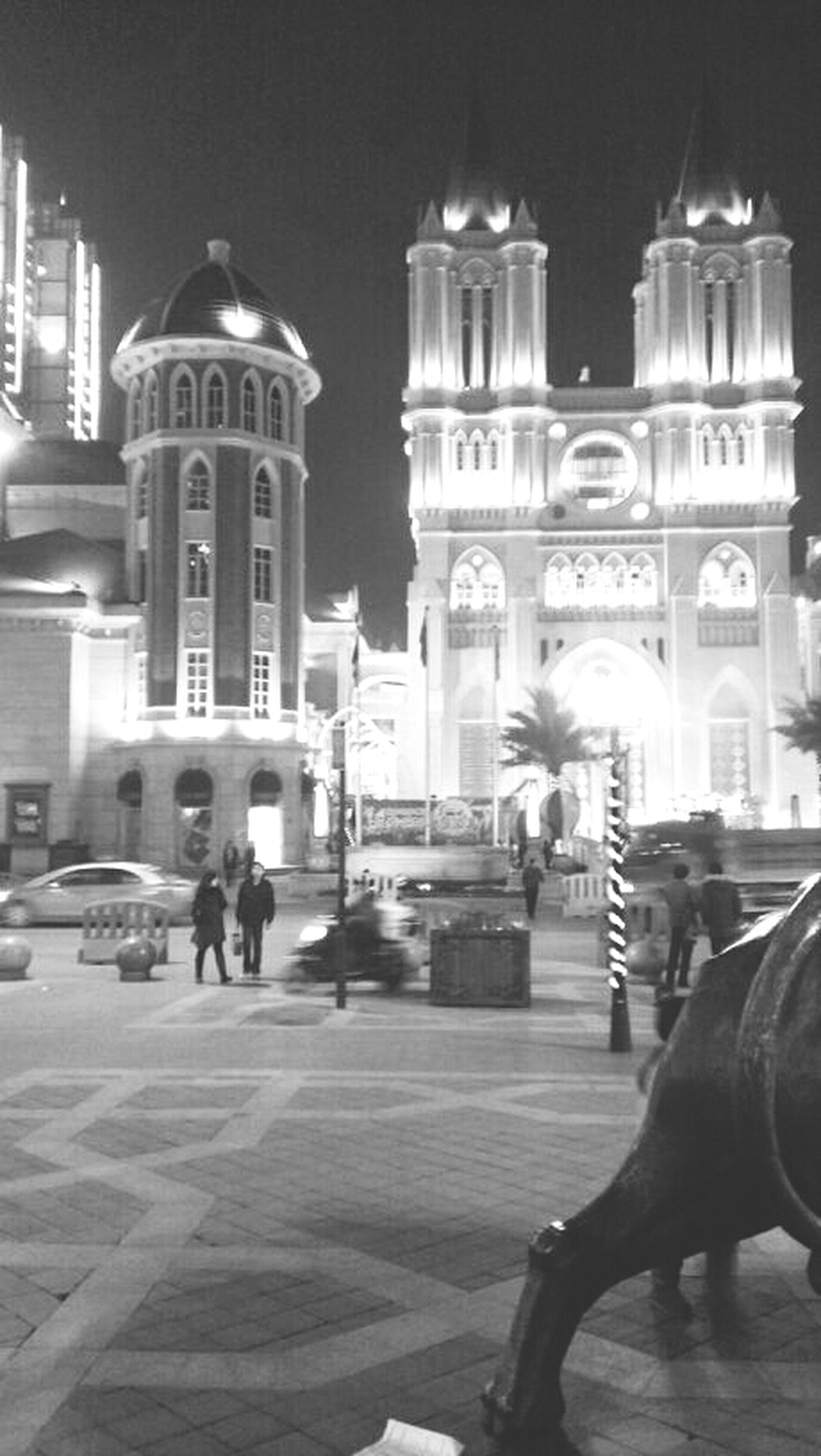 China Beauty Romecitystreet