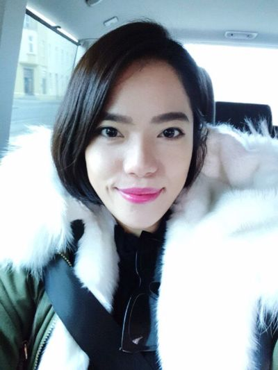 Hello World Enjoying Life Vietnamese Soaking Up The Sun Relaxing Taking Photos Walking Around Hanging Out Photography Beautiful Cheese! Check This Out Checking In Girl Love Asian  Photooftheday Photo Picoftheday That's Me Vietnam Fashion Czech Republic Wintertime 2016
