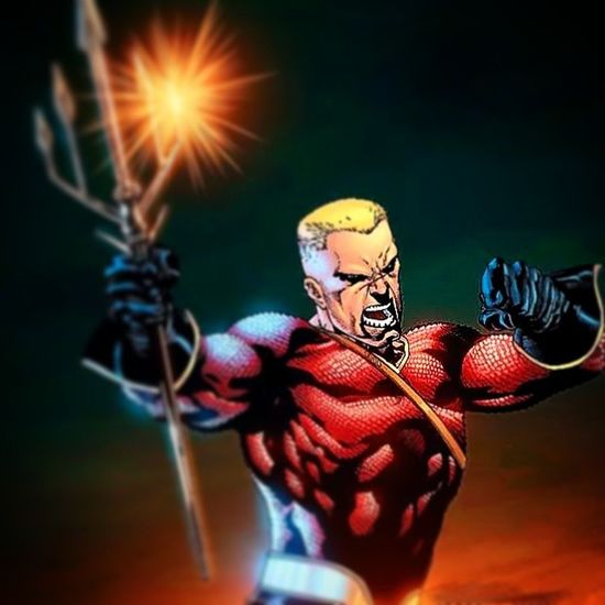 Aquaman Flashpoint
