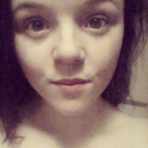 No Makeup Beforebath Smile Bareface Happy