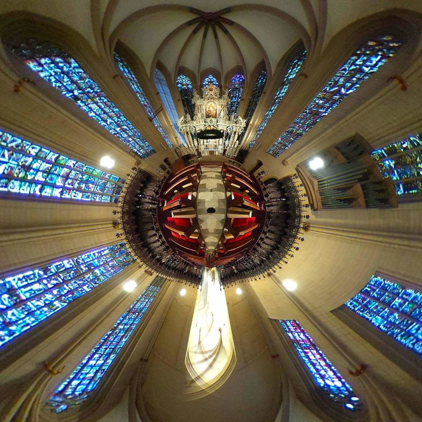 Indoors  Architecture No People City Thuringen Thüringer Wald Miniplanet Panoramic Panorama RICOH THETA MiniPlants Panoramic Photography Miniplanete