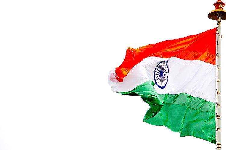 Republic Day IndianFLAG...!! Tricolor Respect Waving Flag Republicdayspecial Since1950 Saffron White Green Strength & Courage Peace Truth Fertility Meaningful  Tricoloured Indianflag 🇮🇳 India 🇮🇳 Hindustan 🇮🇳 Bharat