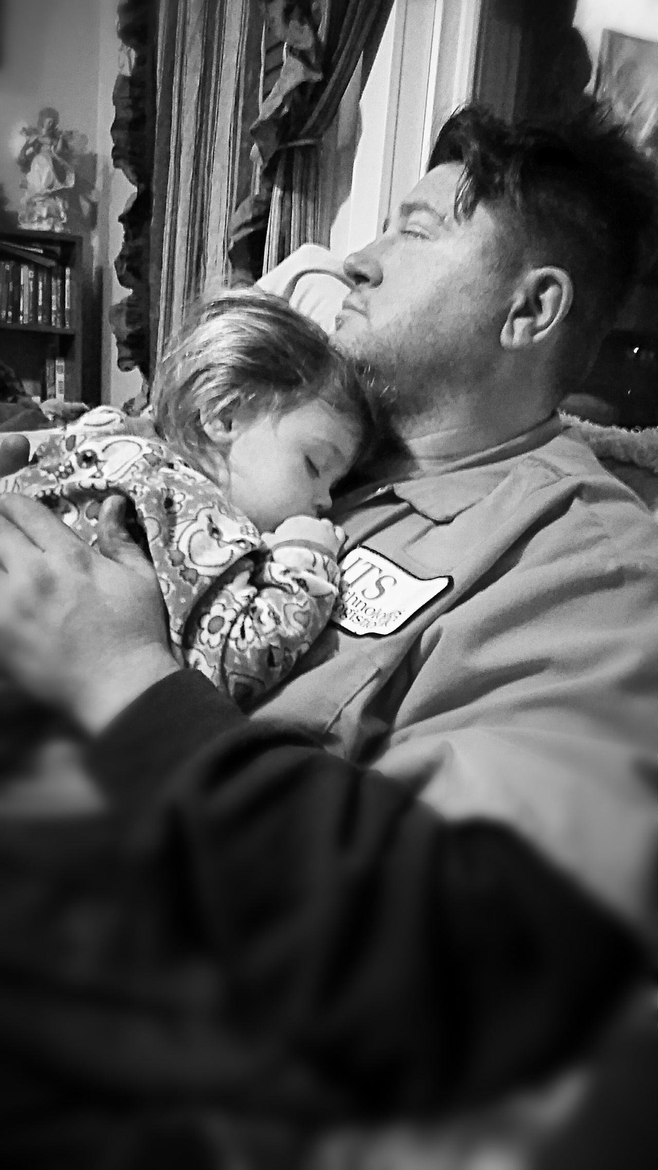 Daughterlove Daughter Lying Down Baby Girl Fatherhood Moments Father And Daughter Fatherhood  Sick And Cute