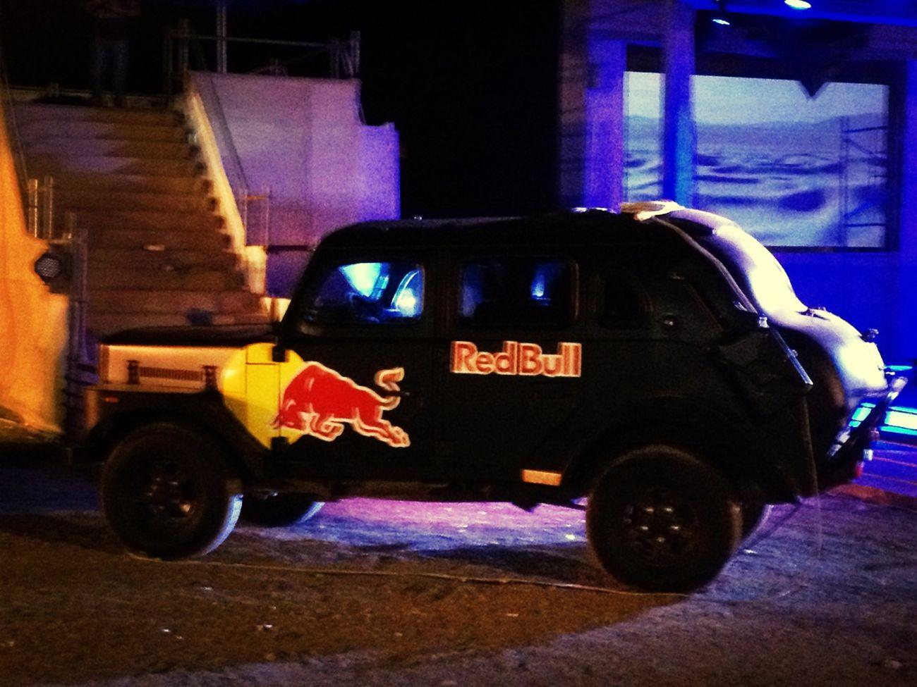 Red Bull DjCar