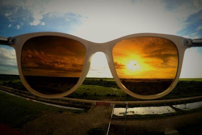 Momentos Sol Gafas Gafas De Sol  Cielo Cielo Y Sol Altura Calor!!!