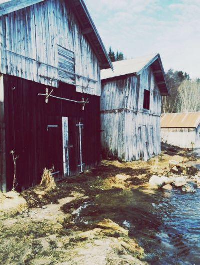 By the boathouse. Norway By The Sea Old Old Structures Boathouses Boathouse Row The Architect - 2016 EyeEm Awards