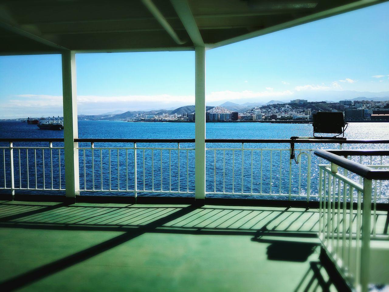 A view from the ocean of my city.... See you soon... / Una vista de mi ciudad desde el oceáno... Hasta pronto... Traveling City View  Relaxing Holiday POV