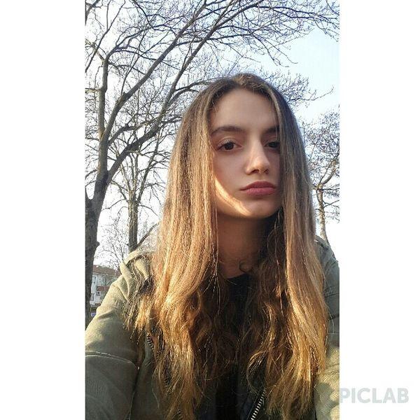 Selfie Boring Walking Around
