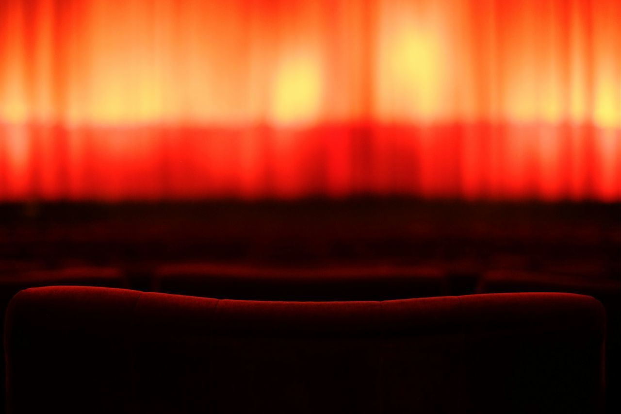 Beautiful stock photos of cinema, Absence, Arts Culture And Entertainment, Berlin, Chair