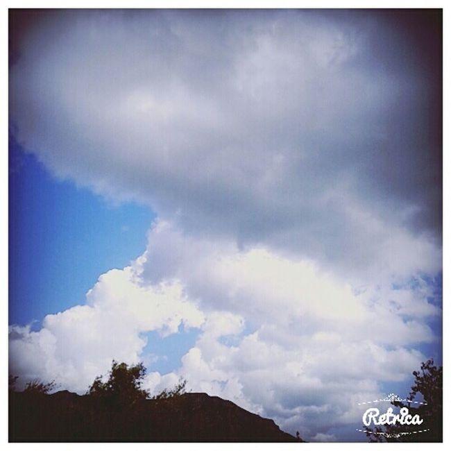 Sky Clouds And Sky