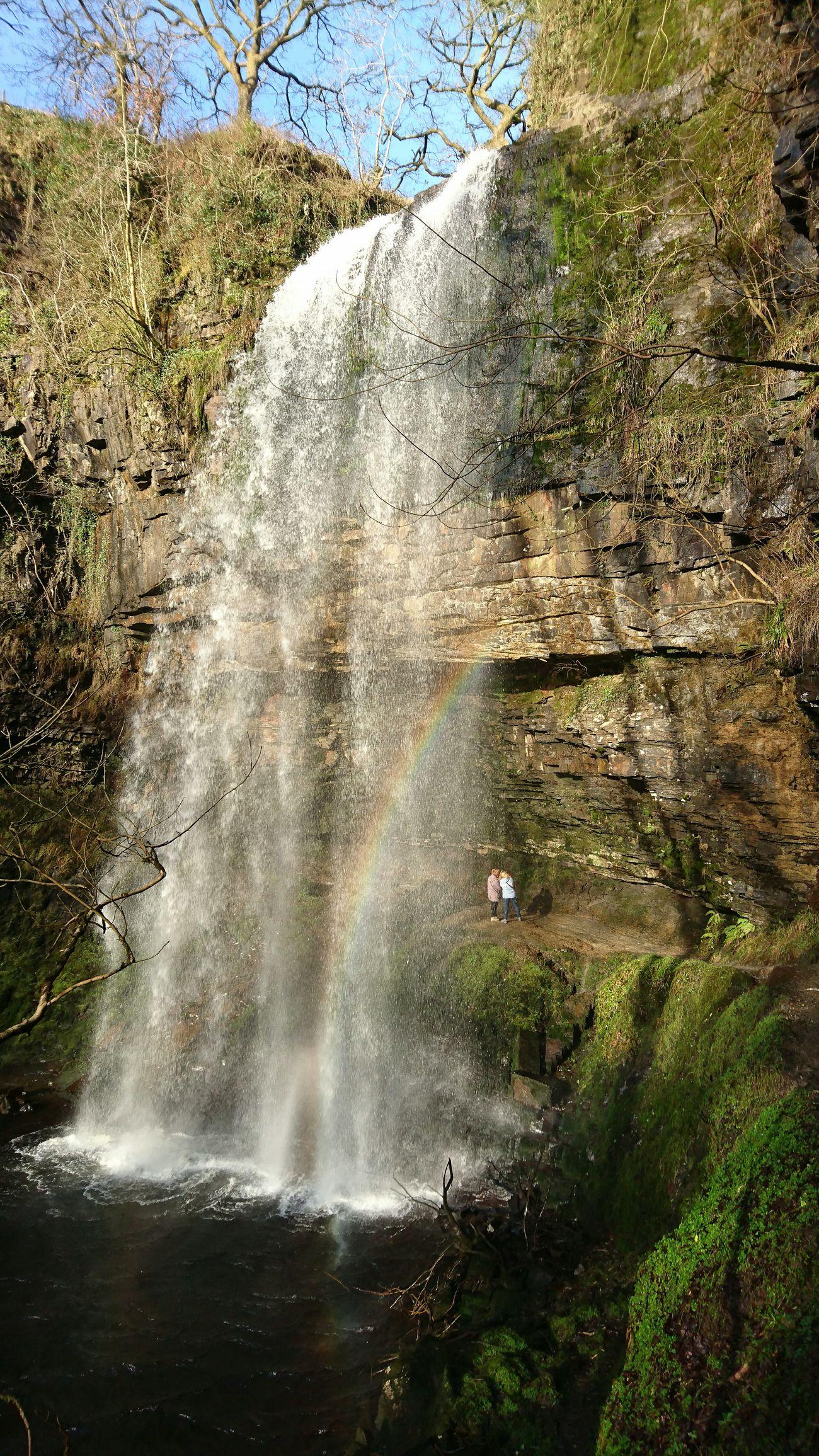 Hanging Out Henrhydfalls Waterfall Waterfallporn Wales Walesonline Nature On Your Doorstep Powys Cymru