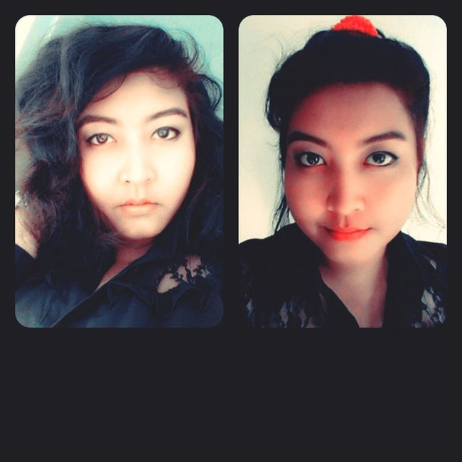 different. / Not the same. Portrait Self Protrait That's Me Im Different .