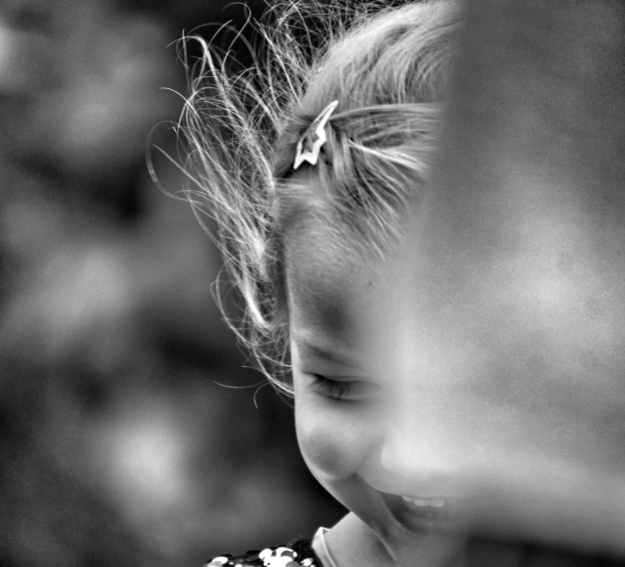 childhood, one person, real people, focus on foreground, close-up, girls, day, outdoors, human face, blond hair, young adult, people