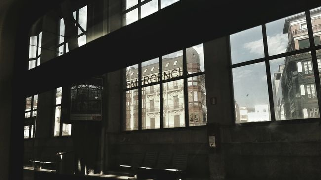 Architecture Architecture_collection Architectural Feature Train Station From The Window Light And Shadow Building Exterior Morning Light Urbanphotography Urban Lifestyle New Life & New Hope Lines Elegance Everywhere My Own Style Of Beauty EyeEm Gallery