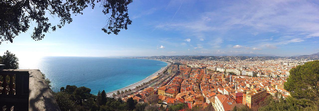 EyeEmNewHere nice France panorama ocean city