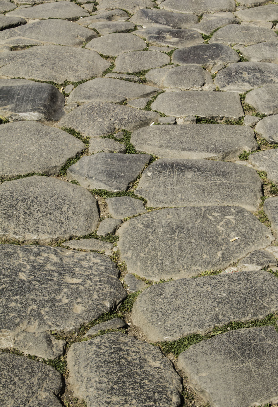 Stone street Architecture Backgrounds City Cracked Full Frame Stone Material Stone Tile Street Textured