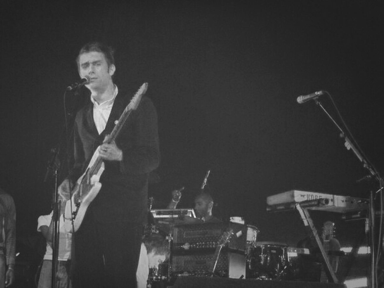 Bandswelove Blur live in Cologne 2003