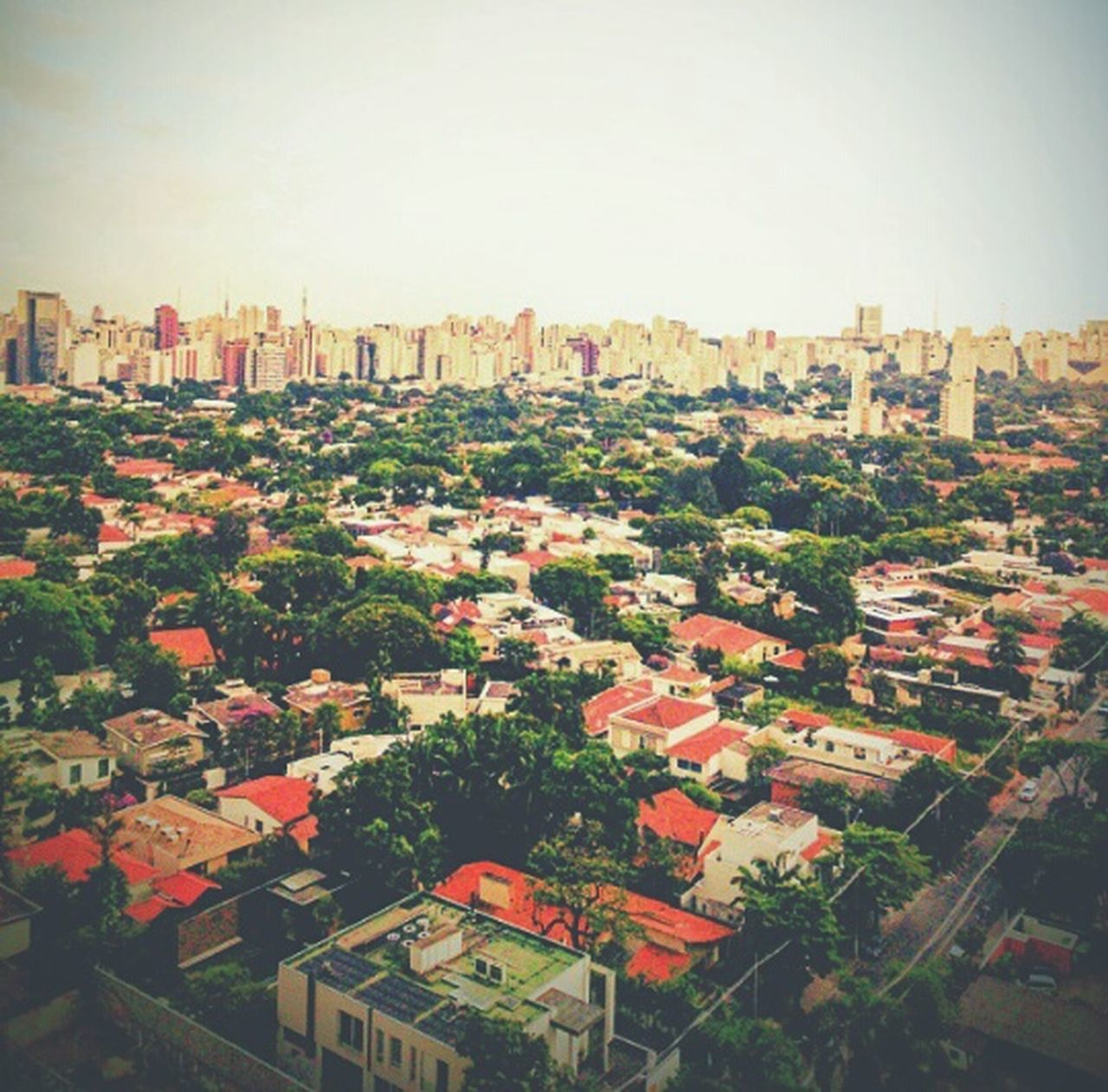 View View From The Window... Meeting Room Itaim Jardins Saopaulo Sao Paulo - Brazil