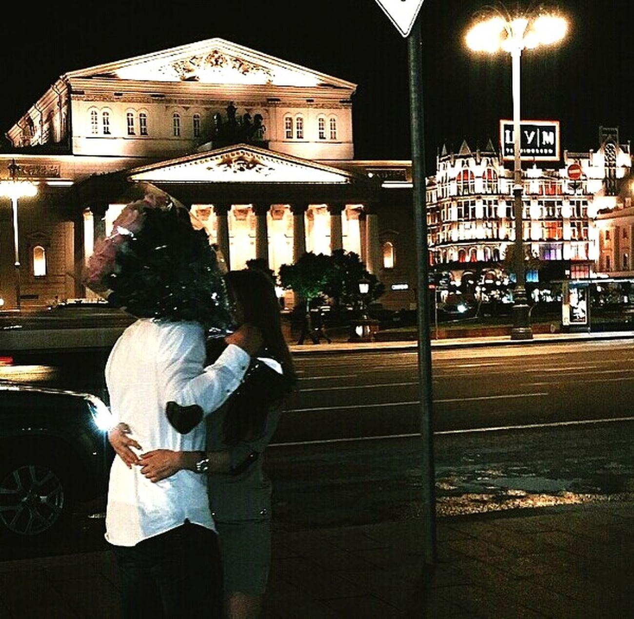 😊🐰💕☝💖💟💞 Night City Urban Skyline Myboy💕 Moscow City Lifestyles Happiness Summer Walk Nightlife 2years9month Love ♥ Flowers Sweet♡ First Eyeem Photo Kiss