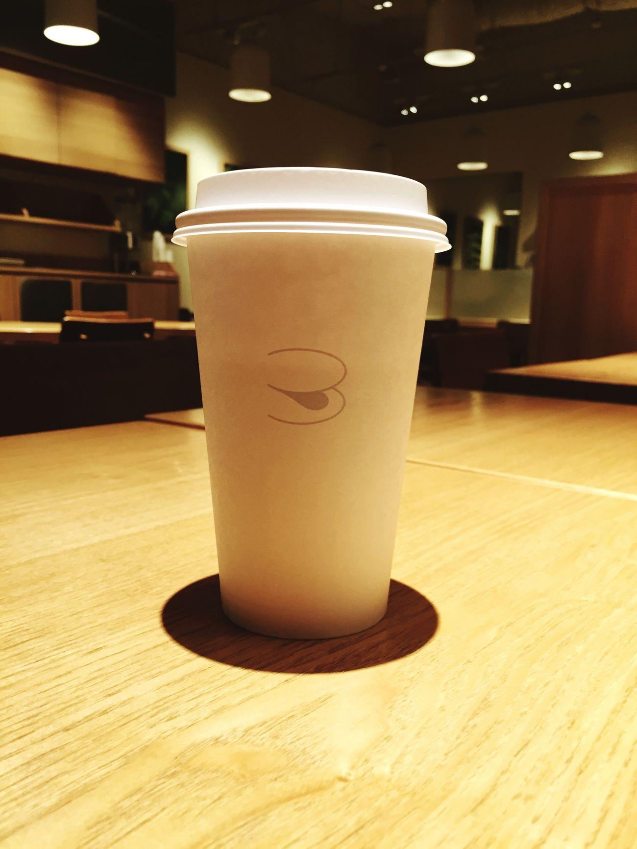 ロゴがカワイイ。 Hamburger Coffee Relaxing Coffee Time