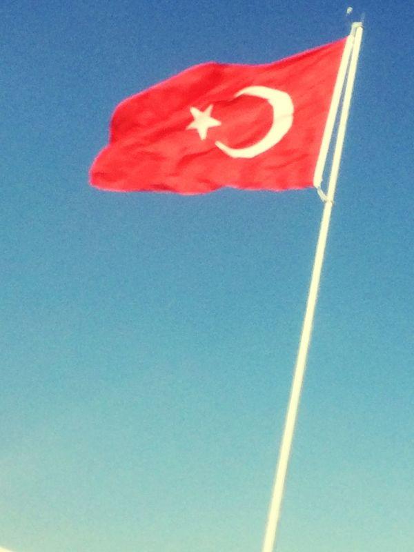 Dalgalan sende şafaklar gibi ey şanlı hilal. Turkey Bayrak Vatan Hilal  Yıldız First Eyeem Photo Taking Photos