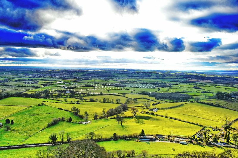My Gloucestershire Tyndale Monument North Nibley Berkley Vale My View Taking Photos Enjoying Life This Is Where I Live... A Birds's Eye View