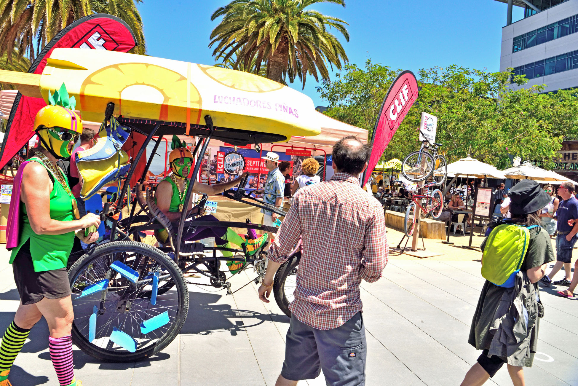 Bikes Of All Types 3 Peddle Fest @ Jack London Square Oakland, Ca. Festival Bicycles Bicycling Custom Bicycles Antique Bikes Kids Bikes Bikes Bikeporn Bicycle Heaven Have A Good Time Having Fun Having Fun With Photography Family Time