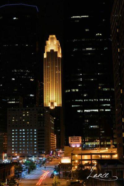 Skyline Downtown Minneapolis Architecture