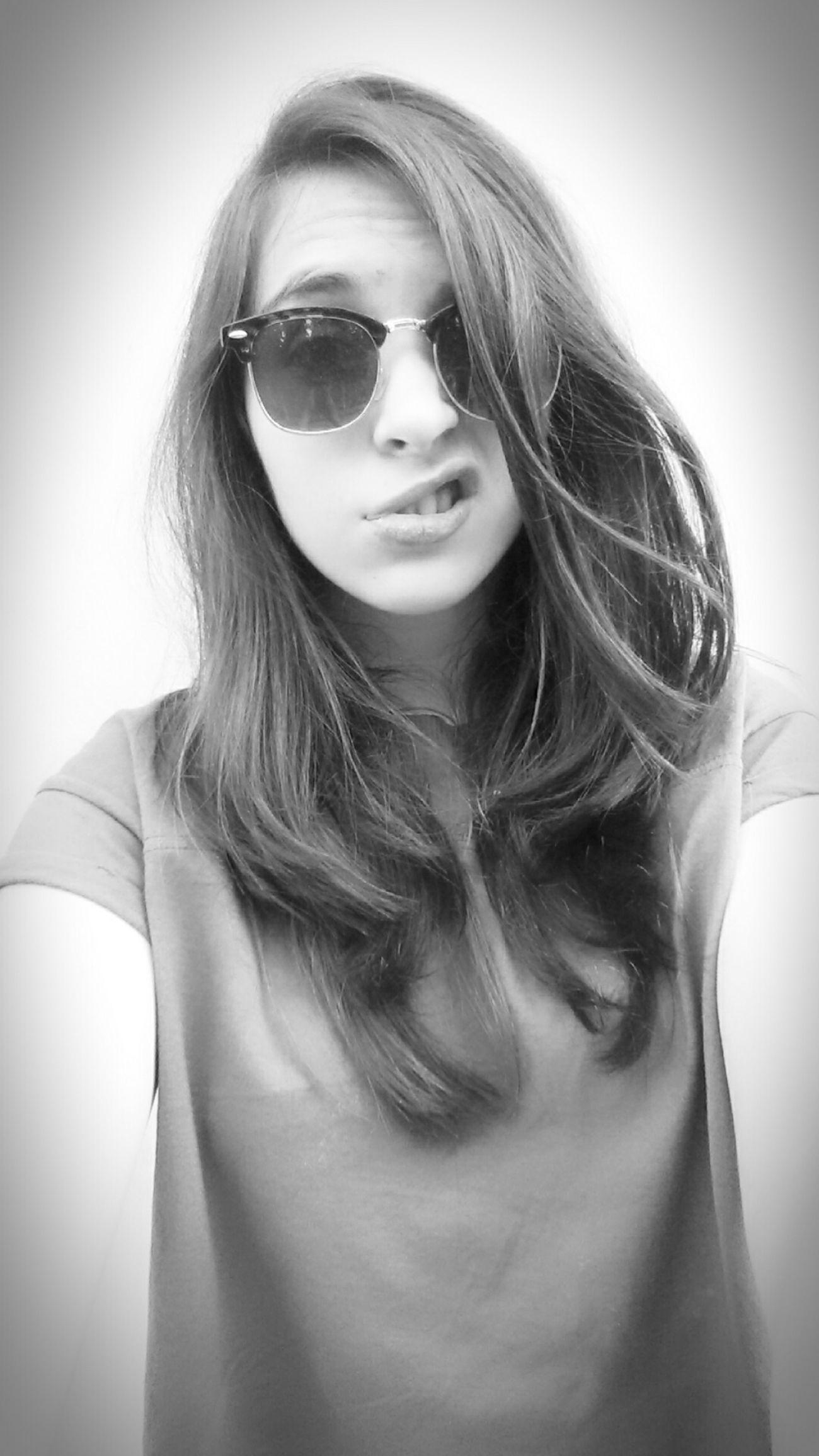 Black & White Sunglasses ✌👌 Summer ☀
