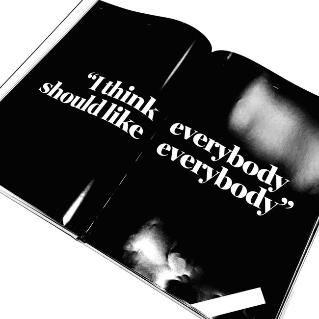 Arts Culture And Entertainment Text Film Industry Blackboard  Indoors  No People Day Quote Art Warhol Inspired Warhol Andy Warhol Inspired Inspiring Inspiring Life Quotes Love One Love Selfmade