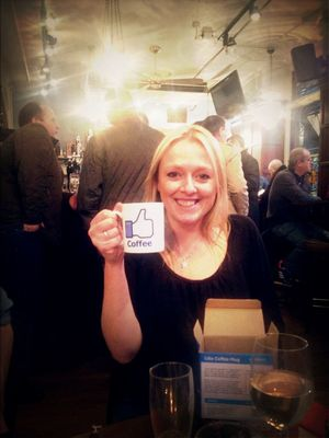 Secret Santa at Southwark Tavern by Sebastian Underhill