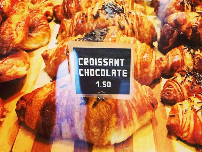 Bakery Pastry Pastries Croissant Chocolate Croissant