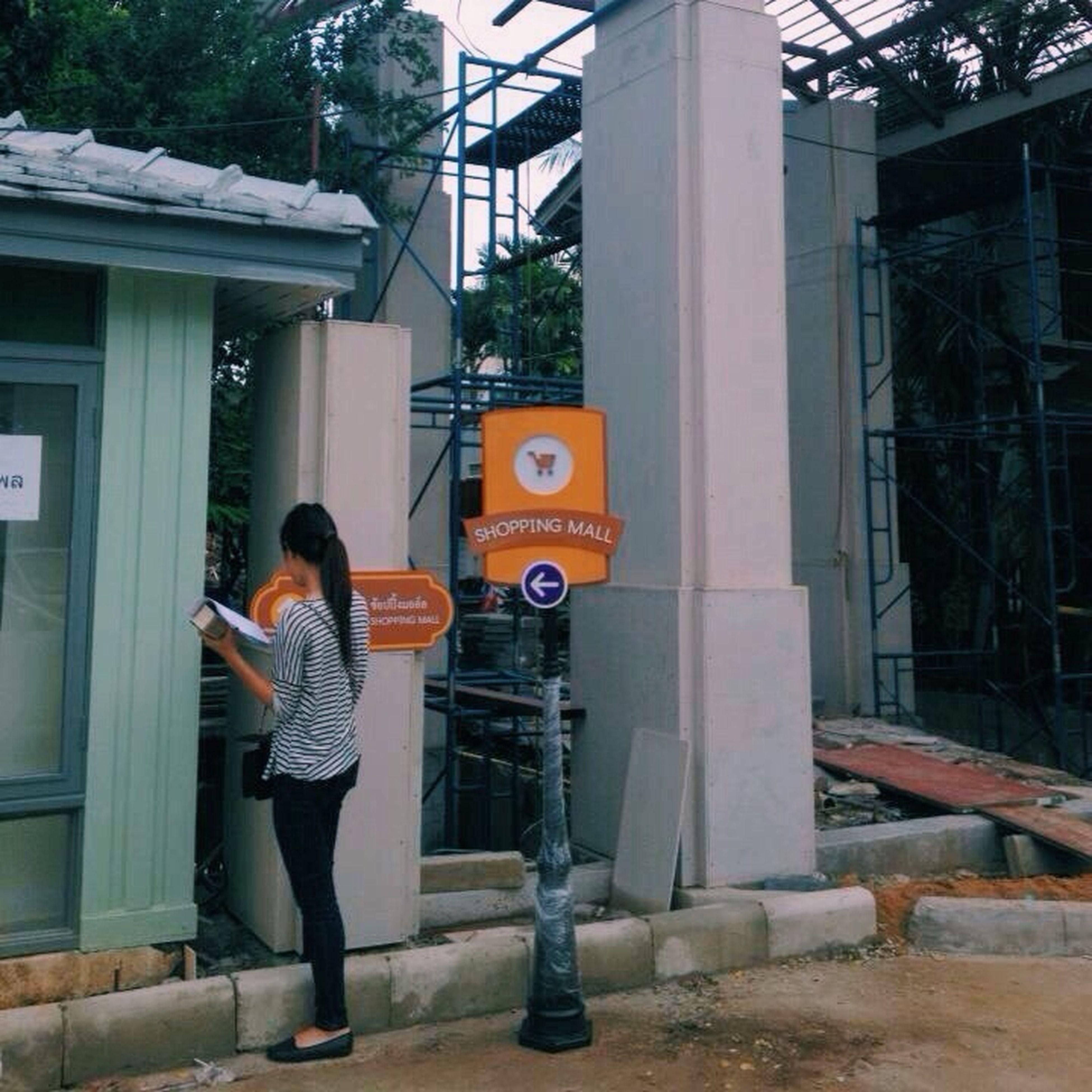 Approved signage Signage Myjob Work Bangkok Thailand.