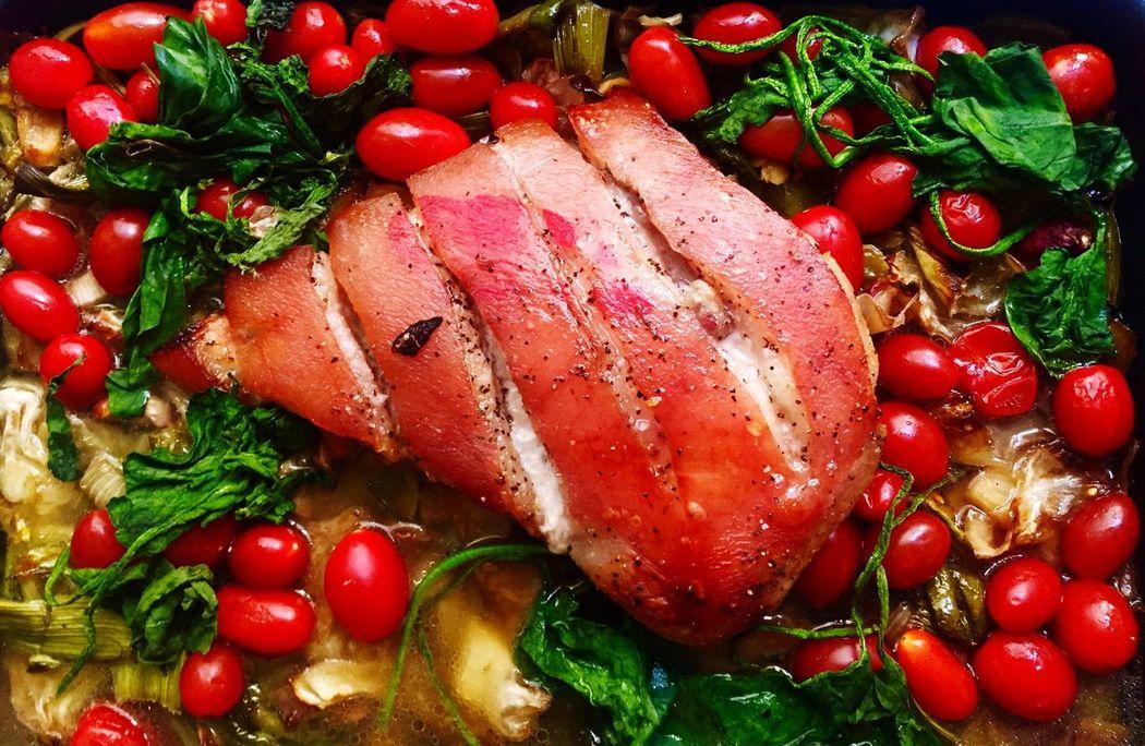 Rosted Pork Panceta Yumy Comidas