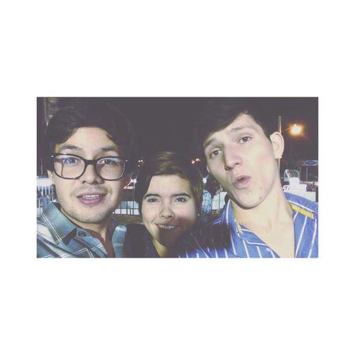 Los amo.