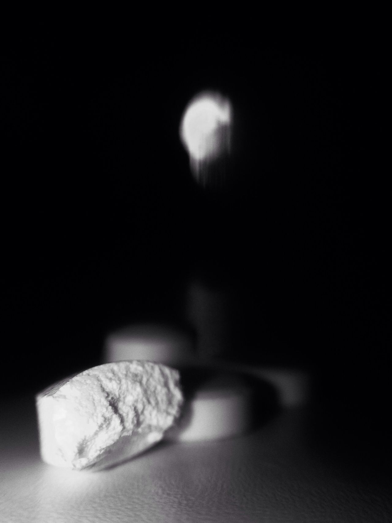 Light And Shadow Dark Black And White Ghost Pills