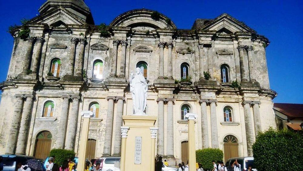Basilica de San Martin Church ⛪