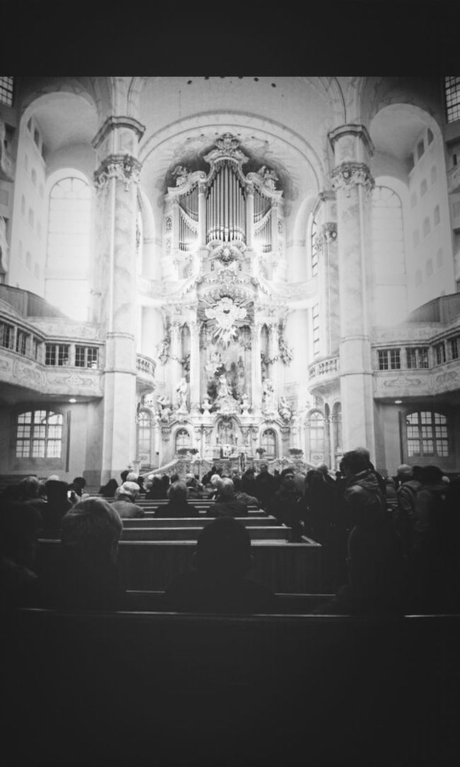 Frauen kirche/ Dresden/ Germany/ Historical Sights! ♡