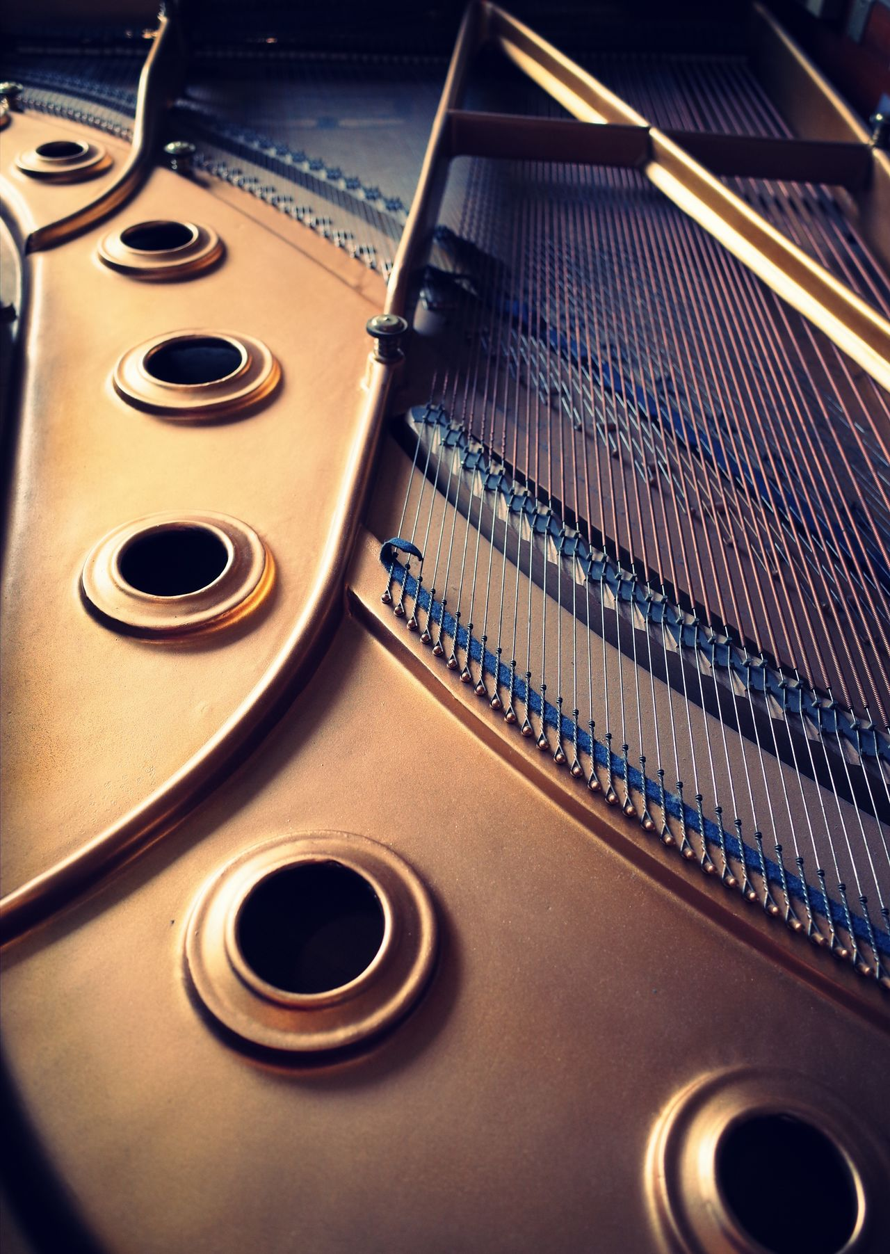 Gold Piano Grand Piano Music Musical Equipment Musical Instrument Musical Instrument String Piano Strings Strings Of Music Take Over Music TakeoverMusic The Week Of Eyeem