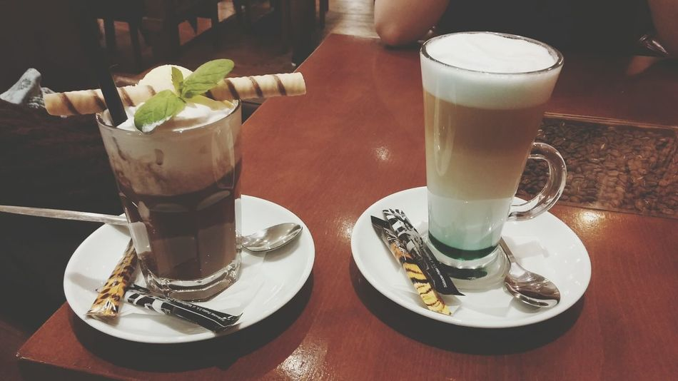 Coffee Coffee Break Chocolate Sunday