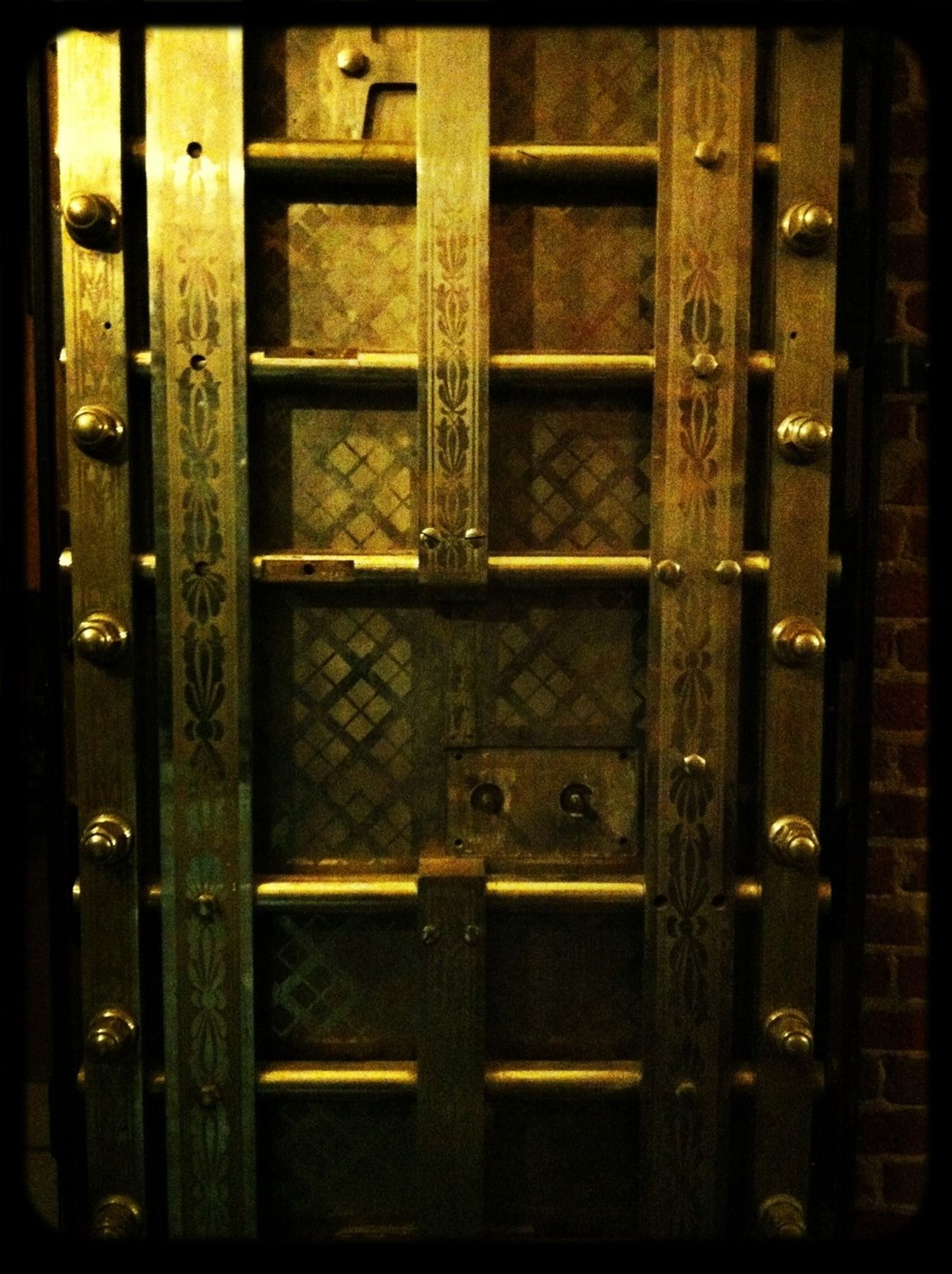 Door Money Vault