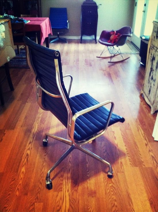 Mid Century Chair By:plycraft