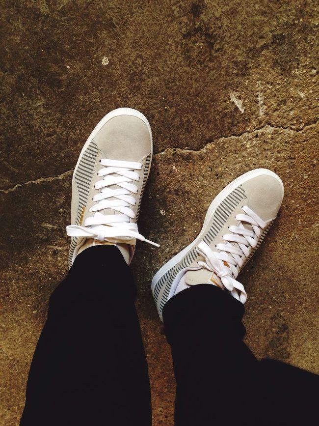 Simple idea of great sneakers Pumasuede Sneakers