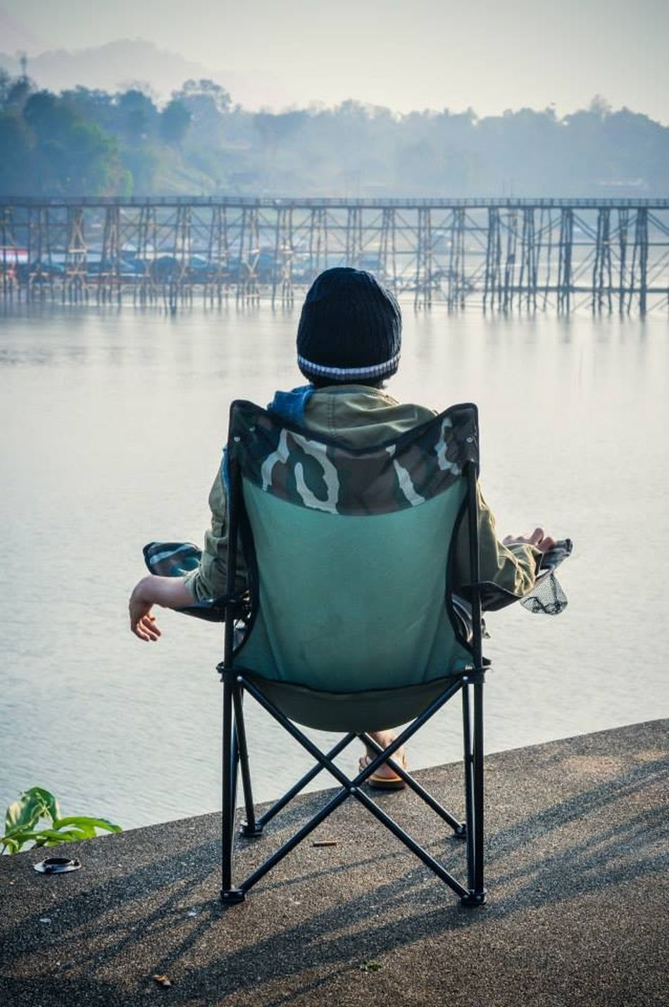 Chair Relaxing Freedom Thailand Moments Enjoying Life OpenEdit Memories Starting A Trip ระหว่างทาง